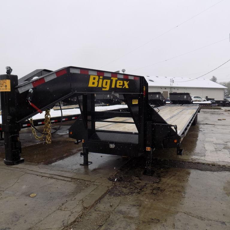 New Big Tex Trailers 22GN 35+5