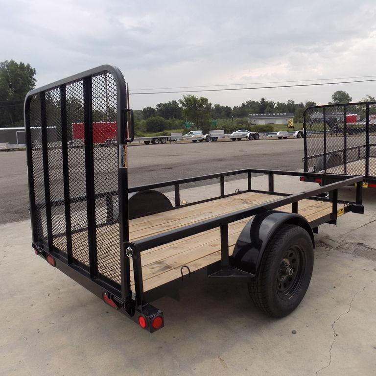 New Load Trail SE03 5' x 10' Open Utility Trailer - Several Brand Available In This Size