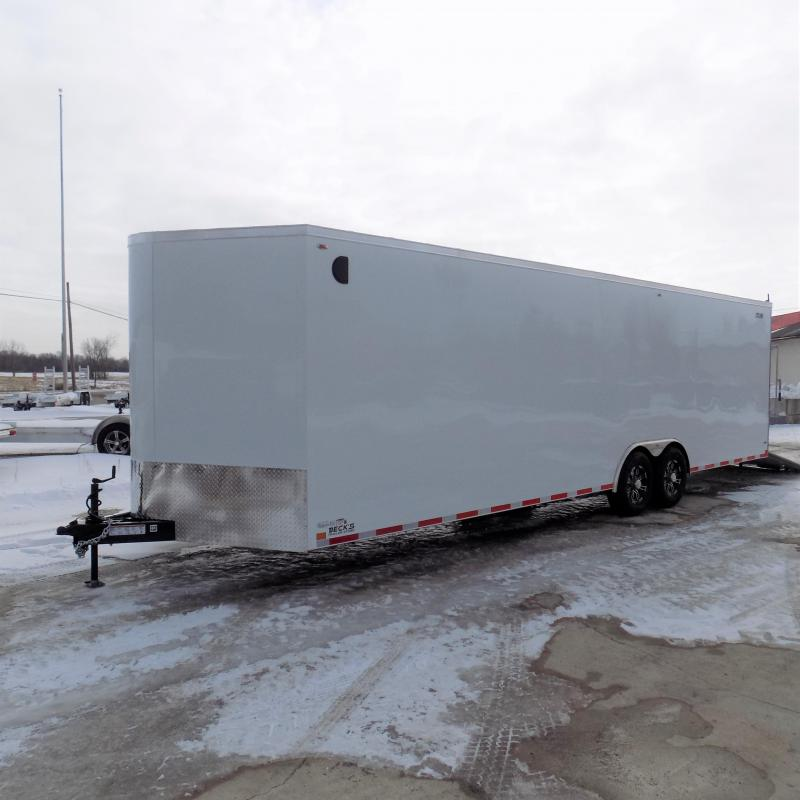 New Legend Cyclone 8.5' x 30' Enclosed Car Hauler For Sale- $0 Down 109/mo W.A.C.