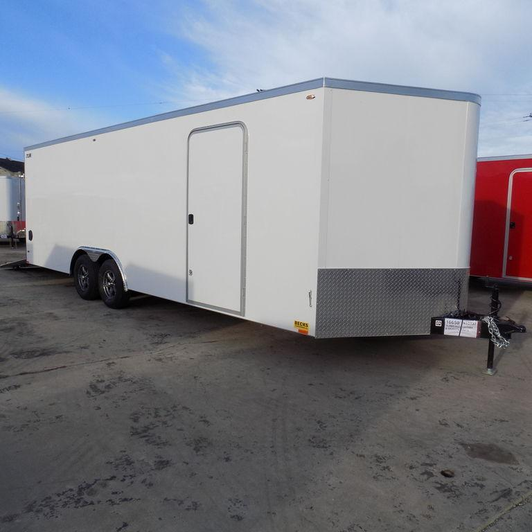 CONTACT US FOR BEST DEAL GUARANTEE! New Legend Cyclone 8.5' x 24' Enclosed Cargo Trailer for Sale