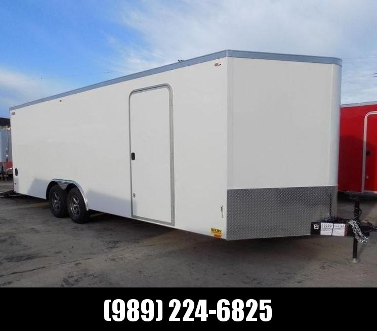 Legend Cyclone 8.5' x 26' Enclosed Car Hauler / Cargo Trailer - CLEARANCE UNIT - NO SUBSTITUTIONS