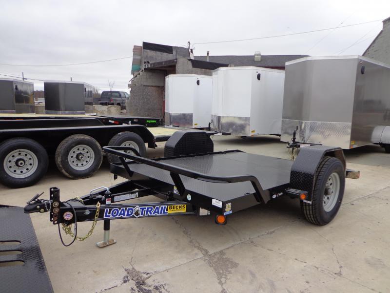 """New Load Trail 77"""" x 10' Tilt Scissor Hauler for Sale"""