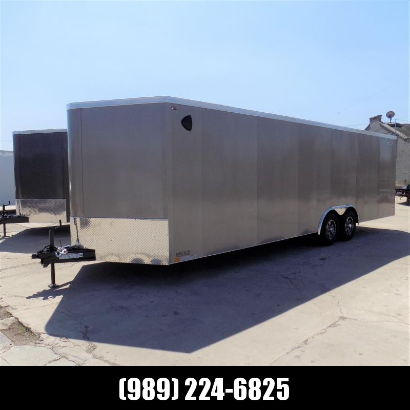 New Legend Cyclone 8.5' x 28' Enclosed Car Hauler / Cargo Trailer For Sale - $0 Down Payments From $119/mo W.A.C.
