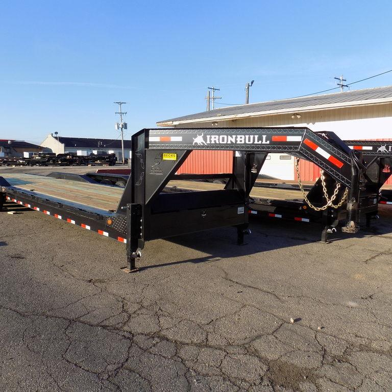 """New Iron Bull ETG21 40' (10""""Channel)"""