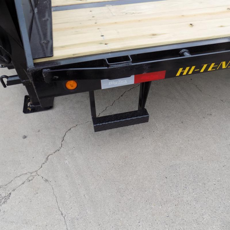 """Big Tex 102"""" x 25' + 5' Gooseneck Trailer for Sale - CLEARANCE UNIT - NOT SUBSTITUTIONS"""