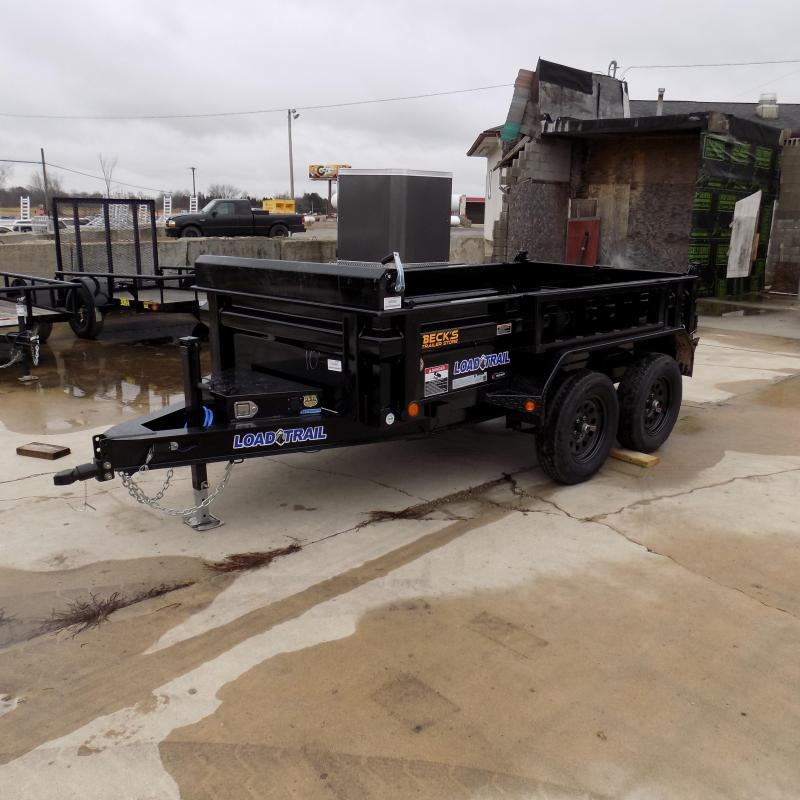 New Load Trail 5' x 10' Dump Trailer For Sale - $0 Down & Payments From $115/mo. W.A.C.