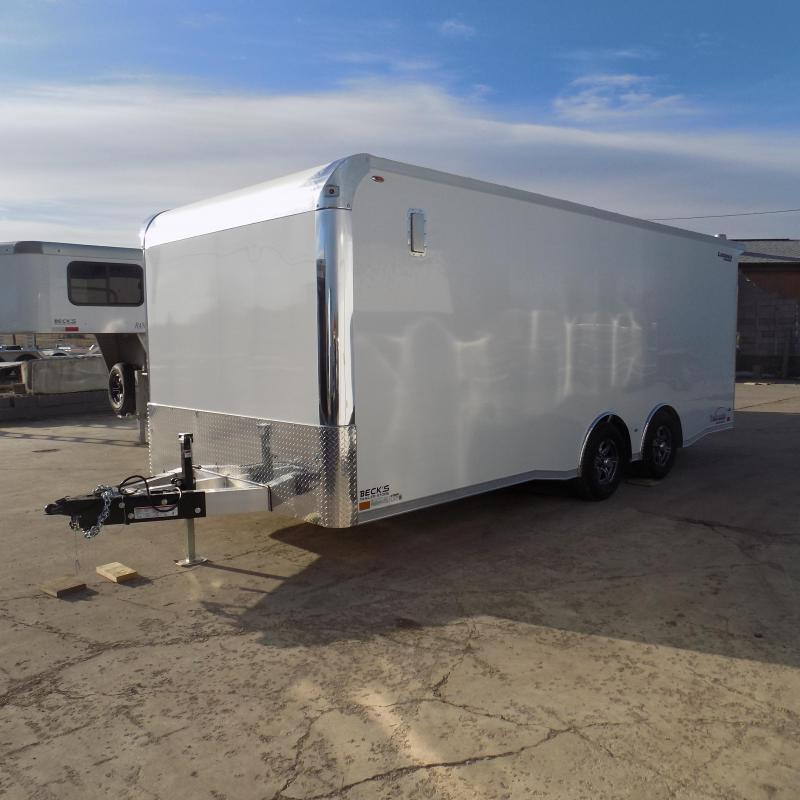 New Legend Trailmaster 8.5' x 20' Aluminum Race Series Trailer - $0 Down Financing Available