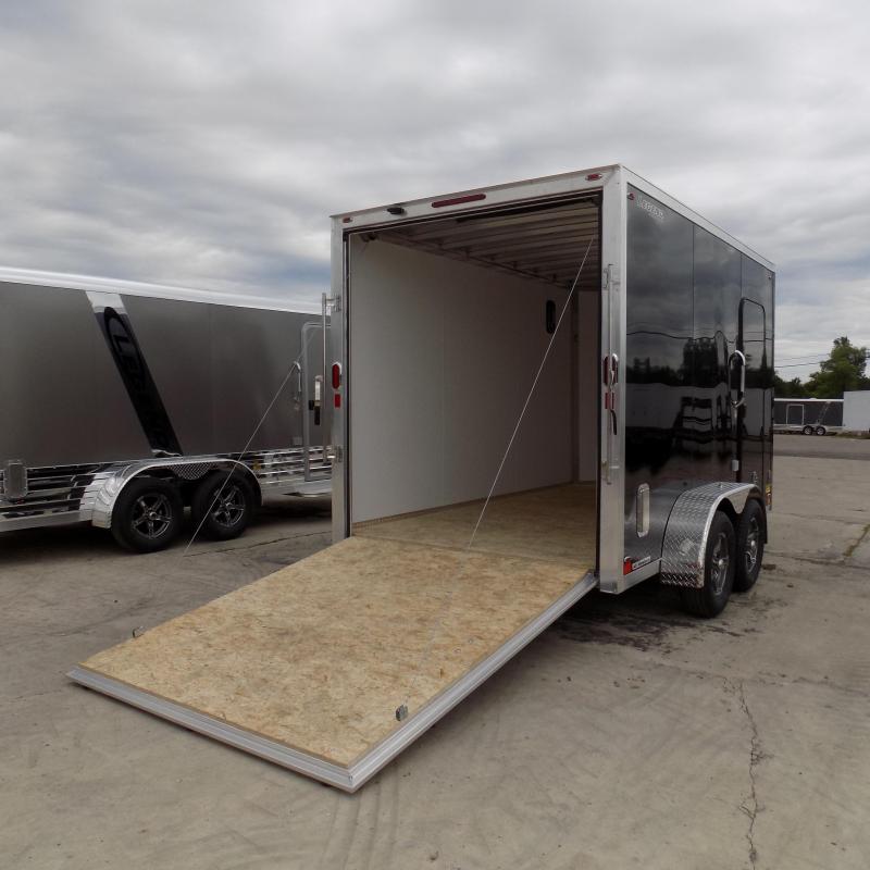 New Legend FTV 7' X 15' Aluminum Enclosed Trailer For Sale
