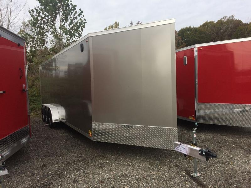 New Legend Thunder 7' x 31' Aluminum Snow / ATV Trailer - Payments $169/mo.