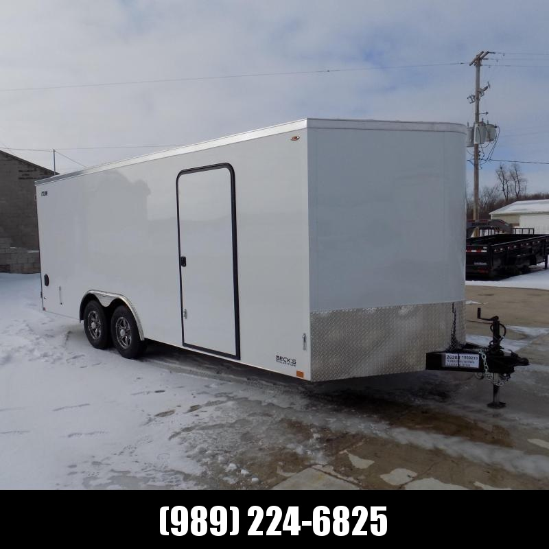 New Legend Cyclone 8.5' x 22' Enclosed Cargo Trailer for Sale- $0 Down Payments From 109/mo W.A.C