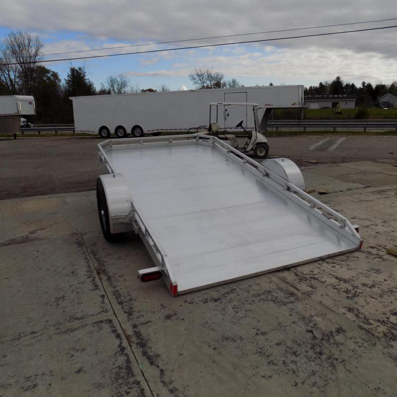 New Legend Trailers 7' X 12' Tilt Deck Utility Trailer - Perfect for UTVS, ATVs, Golf Carts, Mowers & More - $0 Down & Payment From $79/mo. W.A.C.