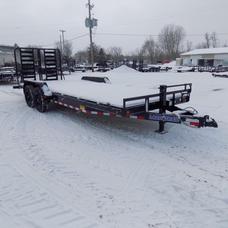 """New Load Trail 83"""" x 22' Open Car/Equipment Trailer For Sale- $0 Down Payments From $131/Mo W.A.C"""