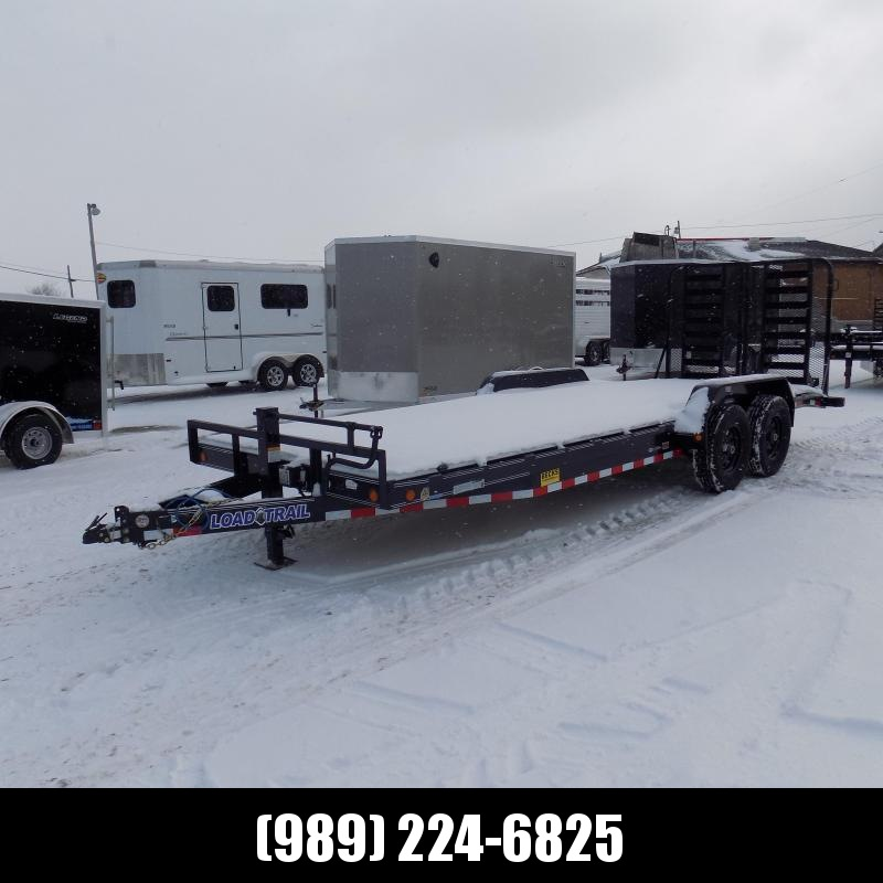 "New Load Trail 83"" x 22' Open Car/Equipment Trailer For Sale- $0 Down Payments From $131/Mo W.A.C"