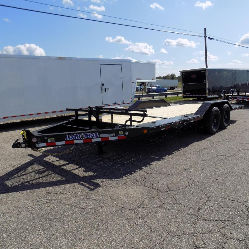 """New Load Trail 102"""" x 20' Tilt-N-Go Equipment Trailer For Sale - Payments from $139/mo. W.A.C."""
