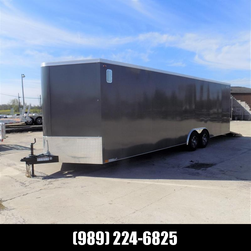 New Legend Cyclone 8.5' x 28' Enclosed Car Hauler For Sale - $0 Down Payments From $129/mo W.A.C.