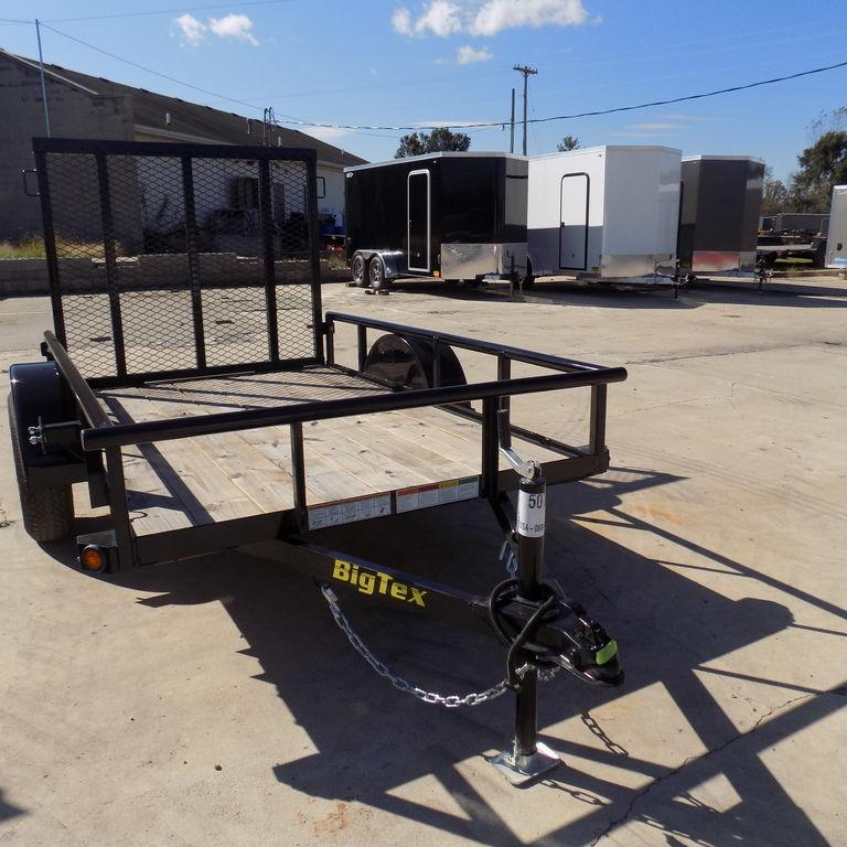 New Big Tex Trailers 5' x 8' Utility Trailer for Sale