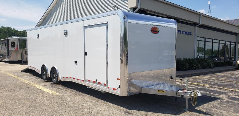 New Sundowner Trailers 8.5' x 28' Race Series Trailer