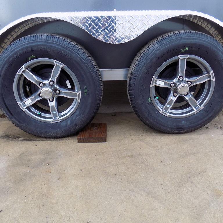 New Legend Thunder 7' x 29' Aluminum Snow / ATV Trailer For Sale