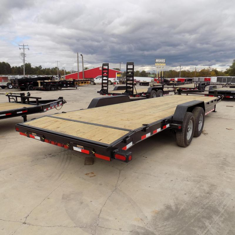 """New Load Trailer 83"""" x 26' Car/Equipment Trailer For Sale"""