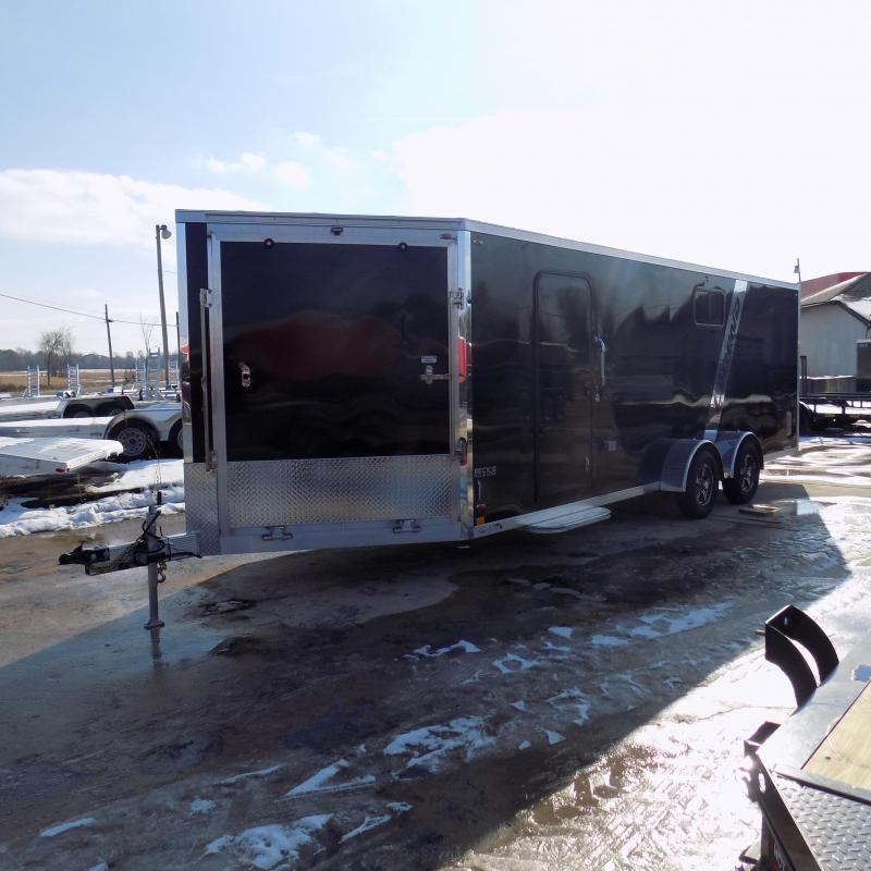New Legend Explorer 7' x 27' Snowmobile Trailer - $0 Down & Payments From $159/mo. W.A.C - Guaranteed Best Deal