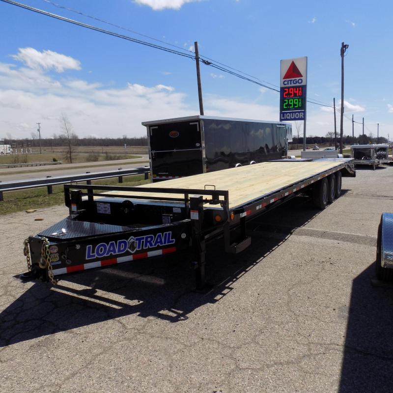 "New Load Trail PH21 102"" x 30' Triple Axle Flatbed Trailer"