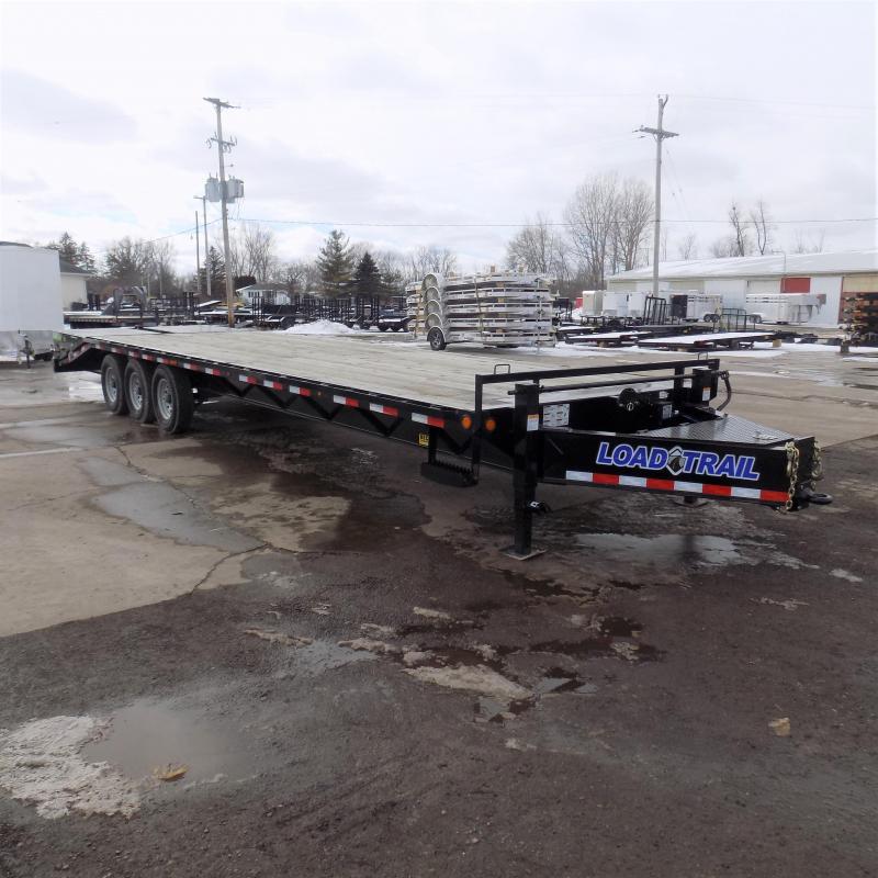 "New Load Trail PH21 102"" x 30' Triple Axle Flatbed Trailer"