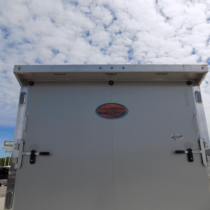 New Sundowner Trailers 8.5' x 28' Race Series Trailer With Premier Escape Door