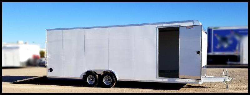 2020 Mission EZEC8X24CH Enclosed Cargo Trailer