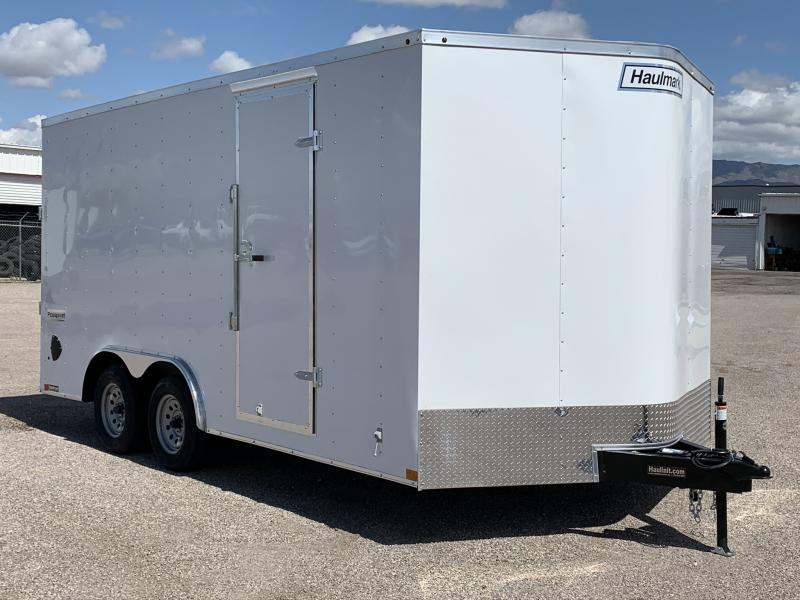 2020 Haulmark PP8516T2-D Enclosed Cargo Trailer