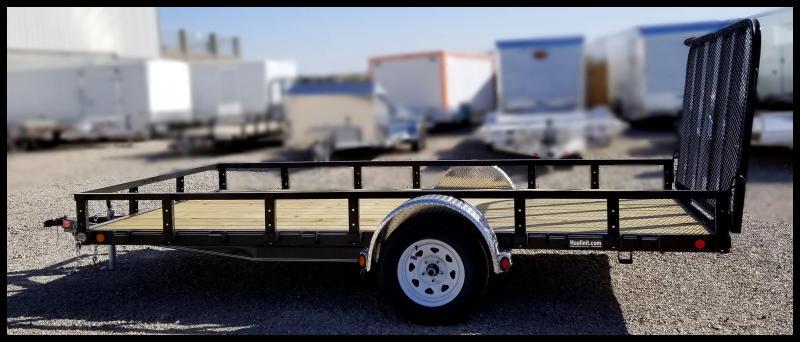 2020 PJ Trailers 83 x 14 Utility Trailer