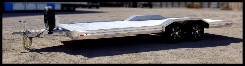 2020 Sundowner Trailers 102 x 20 Car Hauler Flatbed Trailer