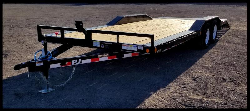 2020 PJ Trailers PJ 102 x 20 Buggy Car Hauler Car / Racing Trailer