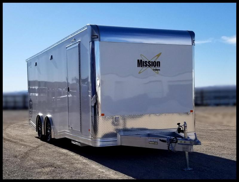 2020 Alcom-Stealth MCH85x22 Car / Racing Trailer