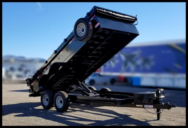 2020 Innovative Trailer Mfg. 83x16 Dump Trailer