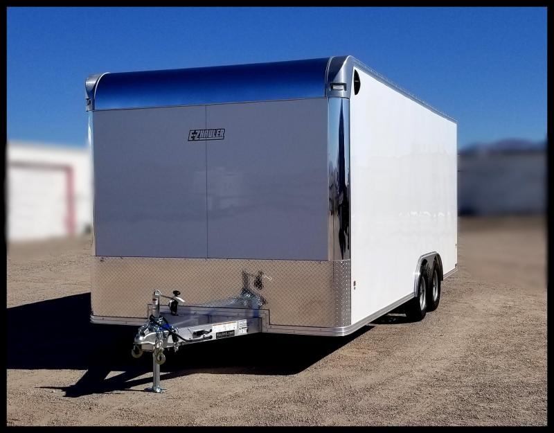 2020 Alcom-Stealth EZEC8X20 EZ Hauler Car / Racing Trailer