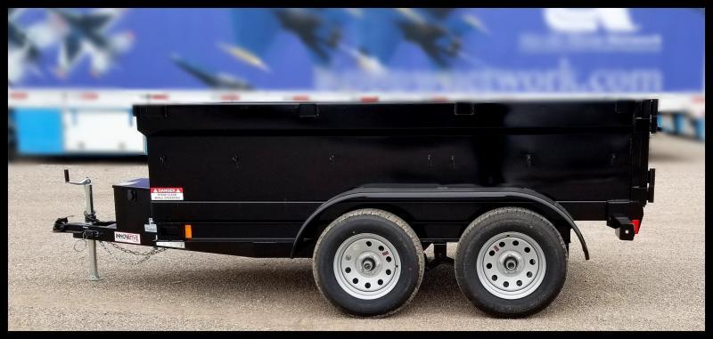 2019 Innovative Trailer Mfg. 60x10 Dump Trailer