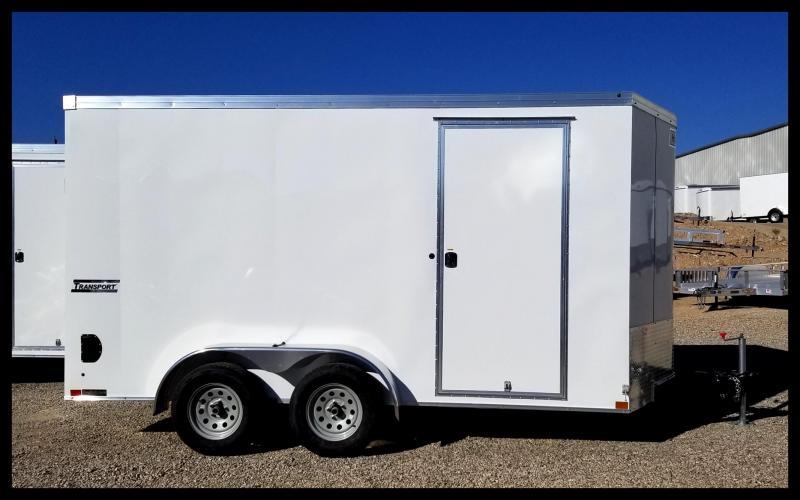 2019 Haulmark 7 x 14 Enclosed Cargo Trailer