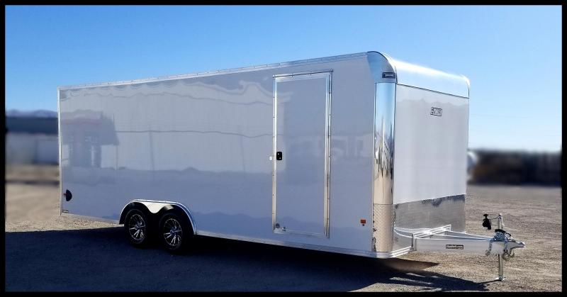 2020 Alcom-Stealth EZEC8X22 Enclosed Cargo Trailer
