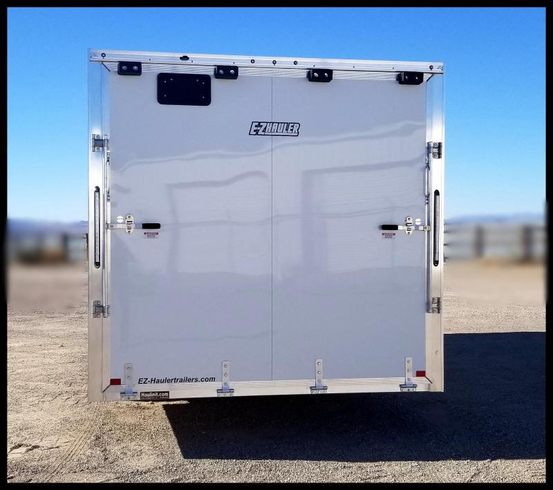 2020 Alcom-Stealth EZEC8X22 Enclosed Cargo Trailer