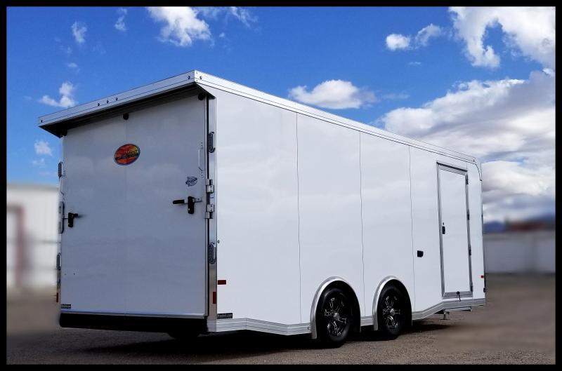 2020 Sundowner Trailers 8.5 x 20 Aluminum Enclosed Enclosed Cargo Trailer