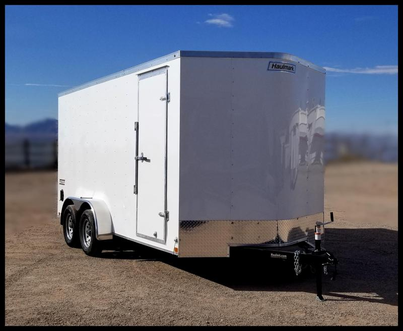 2020 Haulmark Passport 7 x 16 Enclosed Cargo Trailer