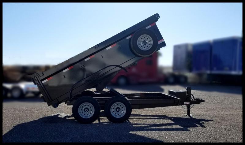 2019 Innovative Trailer Mfg. 83x12 Equipment Trailer