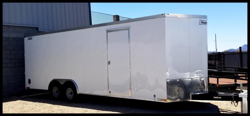 2019 Haulmark 8.5 x 24 Enclosed Car Hauler Trailer Enclosed Cargo Trailer