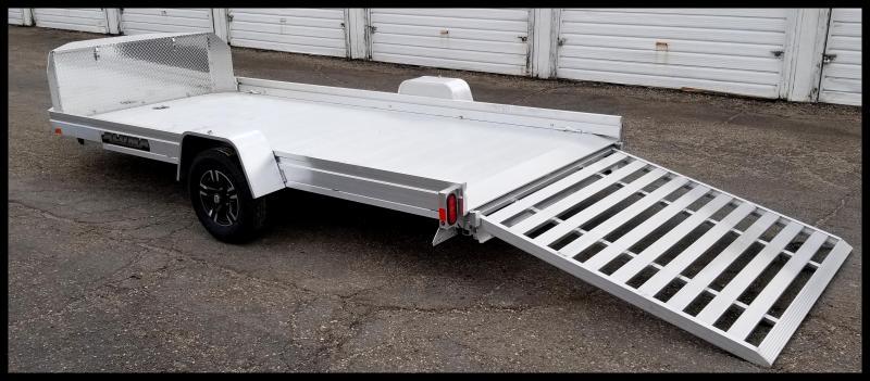 2020 Aluma 78 x 14 Aluminum Flatbed Trailer