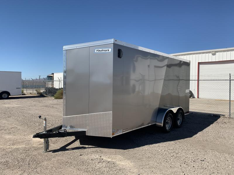 2020 Haulmark TSV7716T2 Enclosed Cargo Trailer
