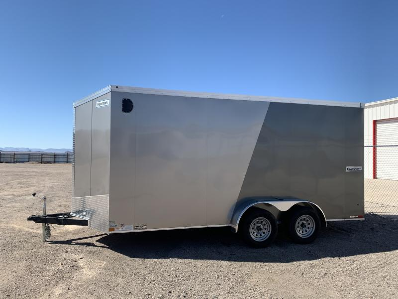 2020 Haulmark TSV7716T2 Enclosed Cargo Trailer
