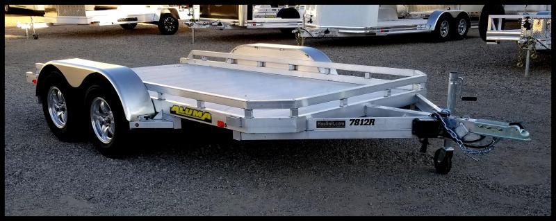 2020 Aluma 78 x 12 Utility Trailer