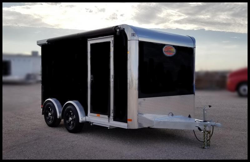 2020 Sundowner Trailers Sundowner Motorcycle Enclosed Trailer Motorcycle Trailer
