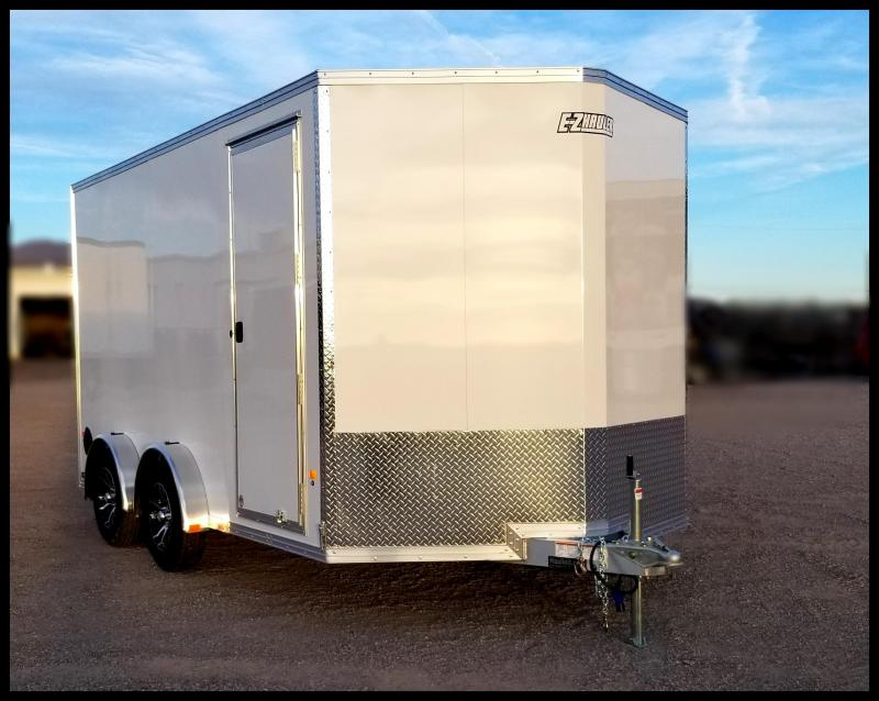 2020 Alcom-Stealth EZEC7.5x14 ATV Trailer