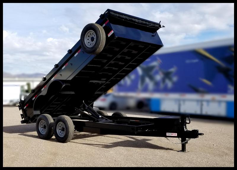 2020 Innovative Trailer Mfg. 83 x 16 Dump Trailer